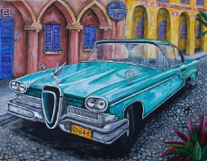 Cuban Car 6