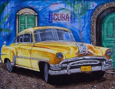Cuban Car 3