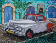 Cuban Car 4