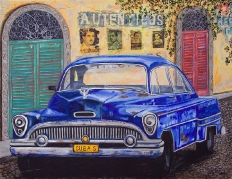 Cuban Car 5